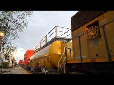 Union Pacific Fuel Tender