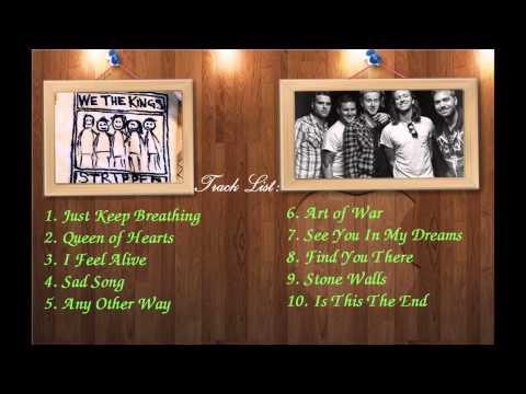 We The Kings - Stripped Full Album 2014