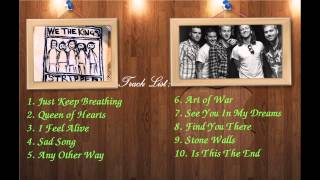 We The Kings - Stripped Full Album 2014
