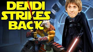 Dota Wars 2 - Dendi Strikes Back