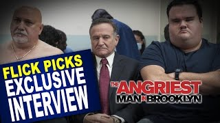 Lionsgate Flick Picks - The Angriest Man in Brooklyn