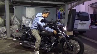 YAMAHAドラッグスター 400(2016)マットシルバー!参考動画 ドラスタ 検索動画 19