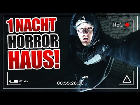 1 Nacht in Horror Haus schlafen! - Andre VS Cengiz