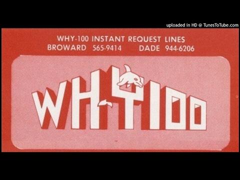 Y100 - WHYI Miami - 1/27/74 - aircheck