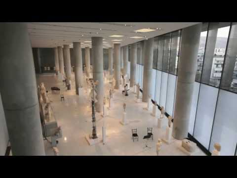 Acropolis Museum, Athens, Greece - World Tourism Day - Unravel Travel TV