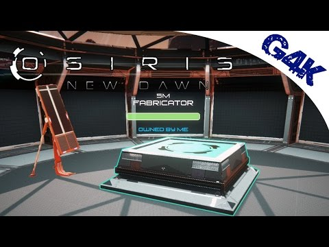 Rubber, Fabricator, Solar Power & Drinking Water | Osiris New Dawn - Dawn of Aziel | S03E04