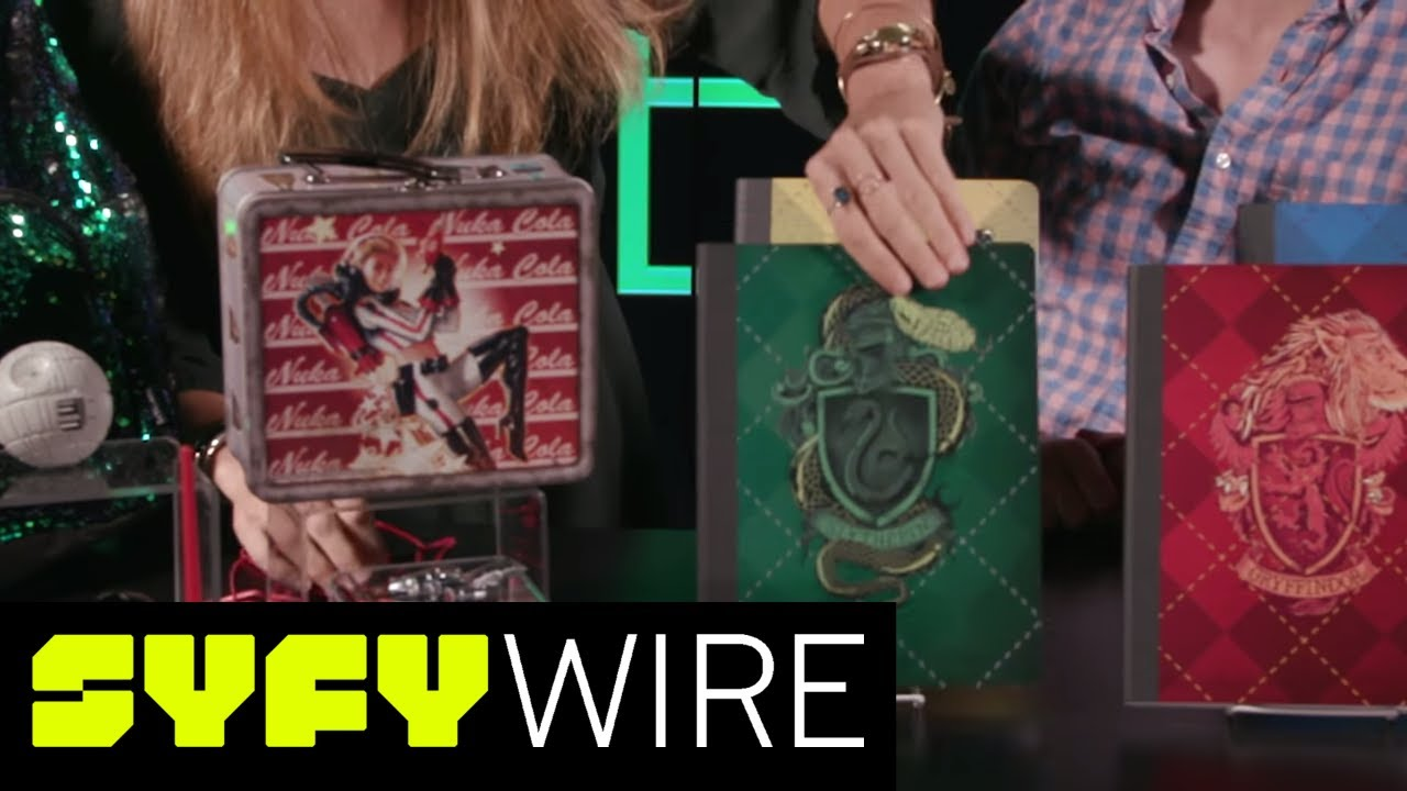 Must Have Nerdy Back to School Items | SYFY WIRE