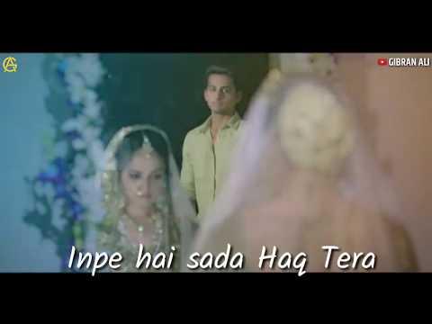 Tera Mera Jahaan (Musafir) || Sad Song Whatsapp Status Video
