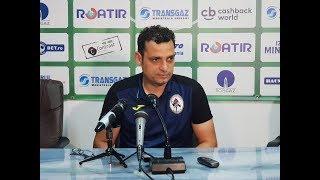 Mihai Teja dupa Gaz Craiova 3-2 | novatv.ro