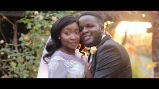 Ren & Tshepi wedding