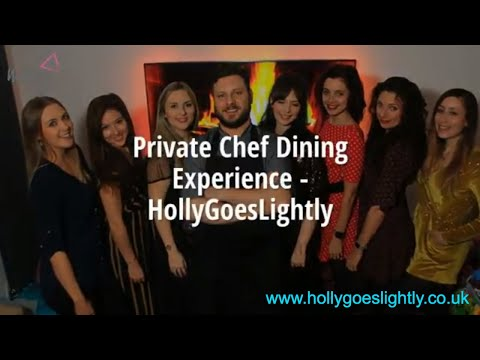 A Private Chef Home Dining Experience with La Belle Assiette
