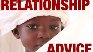 Relationship Advice from Ugandan Kids