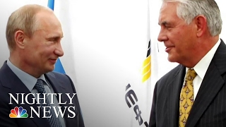Rex Tillerson Is 'Gift For Putin,' Former Top Russian Minister Says | NBC Nightly News
