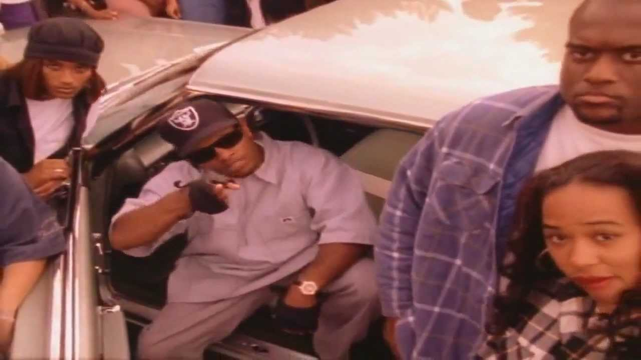 Eazy-E - Real Muthaphuckkin G's HD Official Video