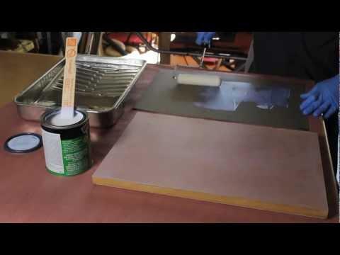 DIY Laminate Countertops