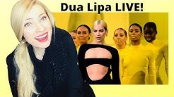 DUA LIPA - Don't Start Now - LIVE at the 2019 MTV EMAs! [Musician's] Reaction & Review!
