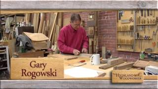The Highland Woodworker - Promo - September 2013