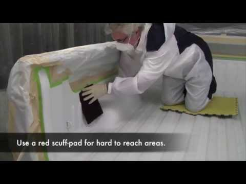 Bed Liner Spray >> U-POL® RAPTOR® Liner & Protective Coating: Part 2 How to ...