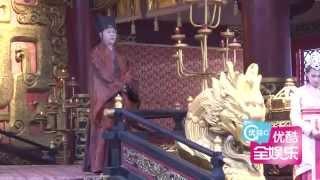 陈浩民焦恩俊上演晒娃大战 反对女儿进军演艺圈 141204