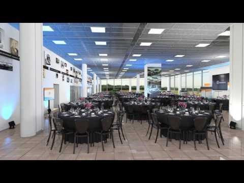 Mercedes-Benz World  Exhibition Hall