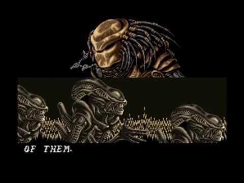 Alien vs. Predator (SNES)