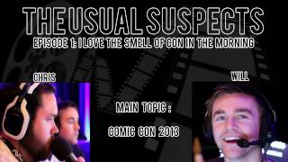The Usual Suspects: Episode 1 -  I Love The Smell Of Con In The Morning