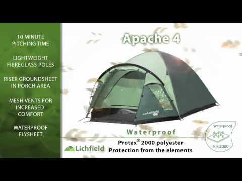 Lichfield Apache 4