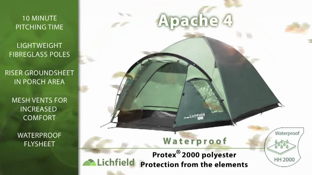 Lichfield Apache 4  sc 1 st  YouTube & Lichfield Apache 4 - YouTube