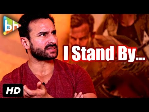 Saif Ali Khan SHOCKING Comment on Pakistan during  Phantom Launch