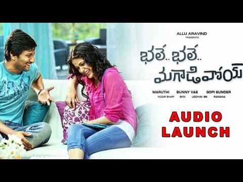 Bale Bale Magadivoy Movie Songs Launch Video | Nani, Lavanya | Latest Telugu Songs News 2015