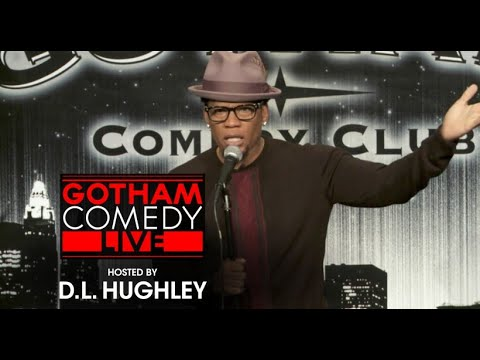 Download D.L. Hughley | Gotham Comedy Live