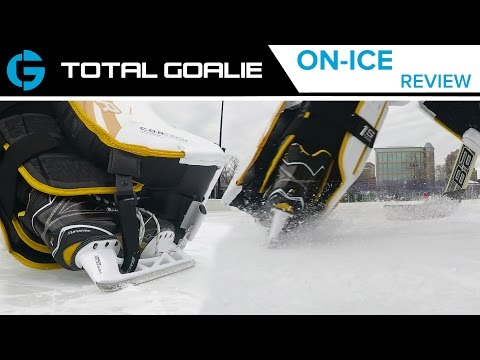 Bauer Supreme 1S Goalie Skates // On-Ice Review