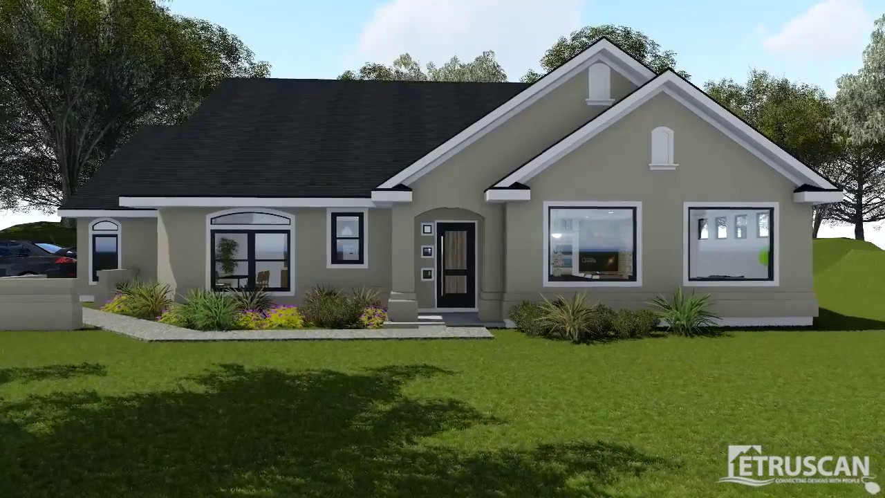 House Plan Virtual Tour - 3 Bedroom House - 2,025 Square ...