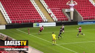EAGLES TV 2015 GAME 20 - Leigh Centurions Highlights