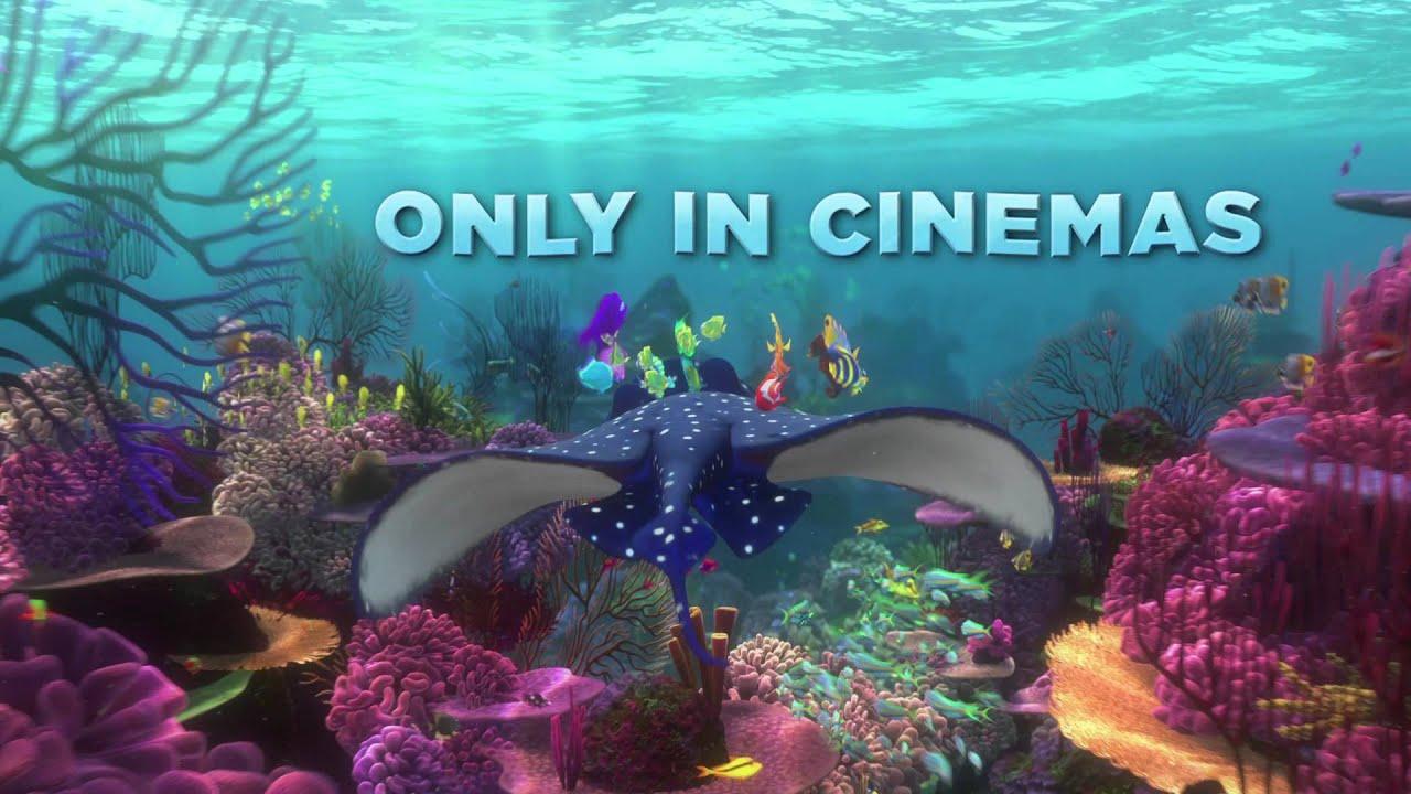 ΨΑΧΝΟΝΤΑΣ ΤΟΝ ΝΕΜΟ 3D (FINDING NEMO 3D) - OFFICIAL TRAILER