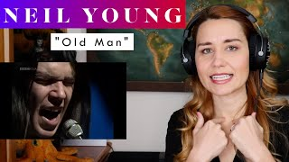 "Neil Young ""Old Man"" REACTION & ANALYSIS by Vocal Coach / Opera Singer"
