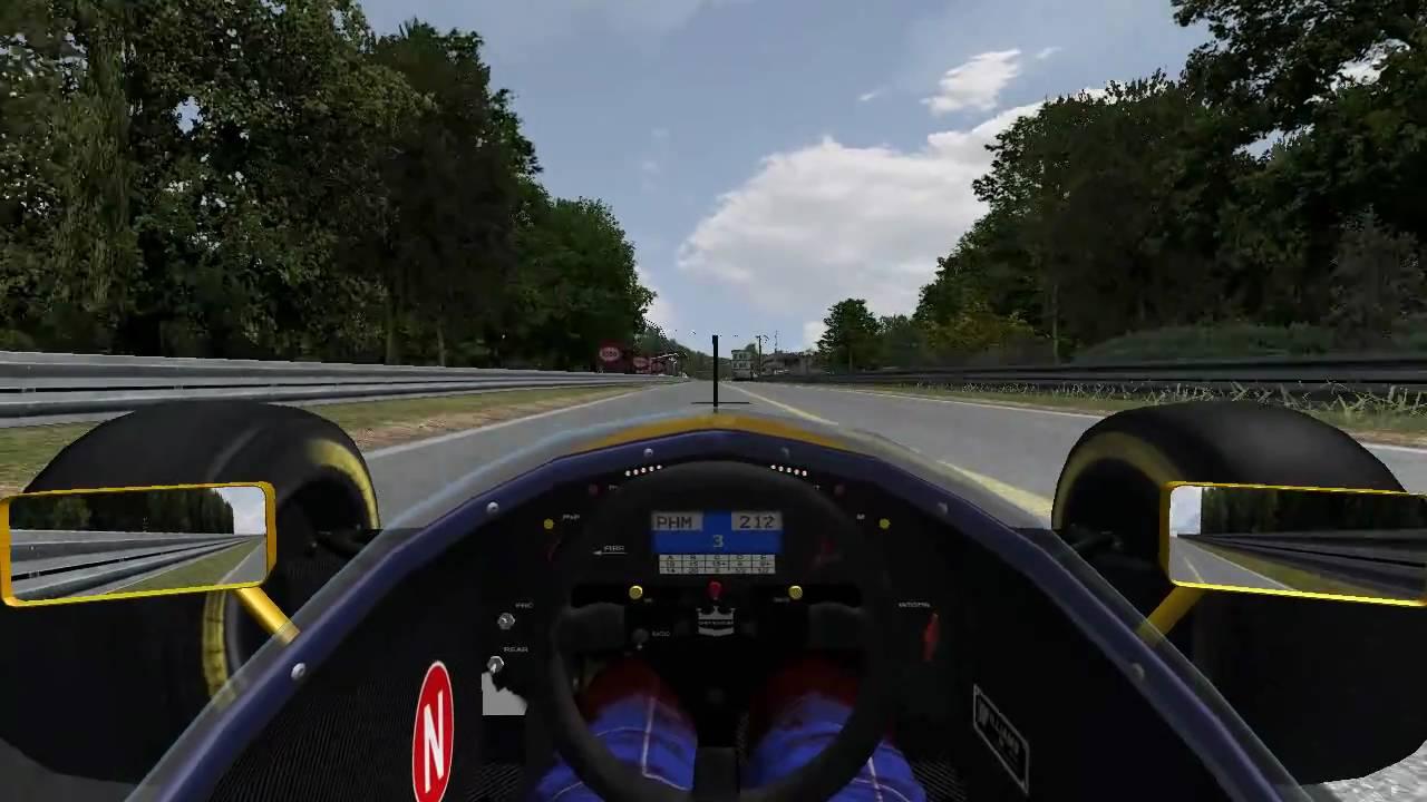 Rfactor F1 1993 >> [rFactor] Williams FW15C (F1-1993 Mod) - YouTube