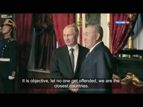 Russia is Our Closest God Given Neighbour - Kazakhstan's President Nazarbayev on Putin and Russia