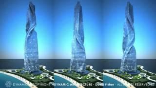 В Баку появится вращающийся 50-этажный небоскреб(Работающий во Флоренции Вигнали изобрел вертящиеся небоскребы несколько лет назад; первый из них будет..., 2013-04-15T10:49:50.000Z)
