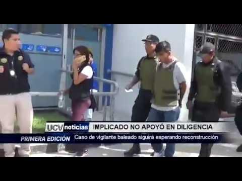IMPLICADO NO APOYÓ EN DILIGENCIA-UCV NOTICIAS PIURA