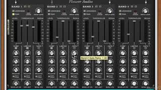 Reason Rack Extensions 103: Mixing and Mastering Rig V3 - Explored - 32. 4Dyne Multiband Mastering