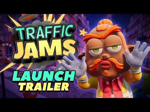 Traffic Jams VR | Launch Trailer [ESRB]