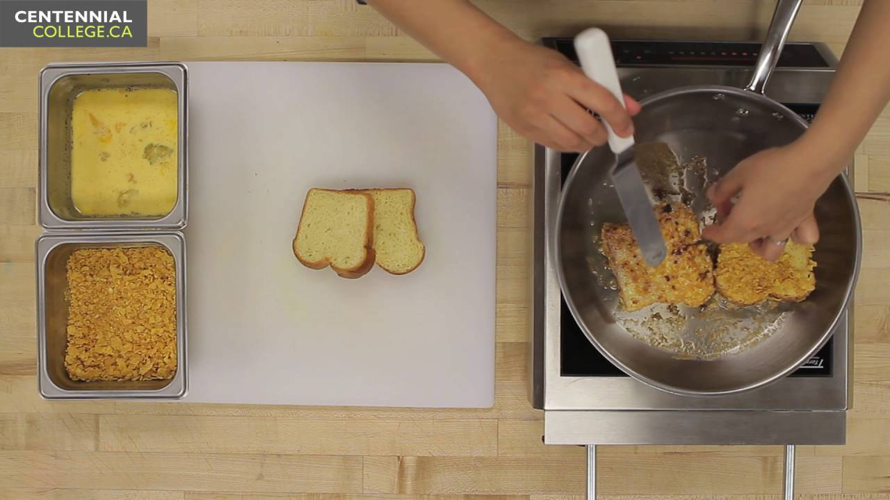 How To Make Brioche French Toast And Mapleglazed Bananas