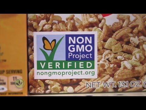 GMO Labels Explained