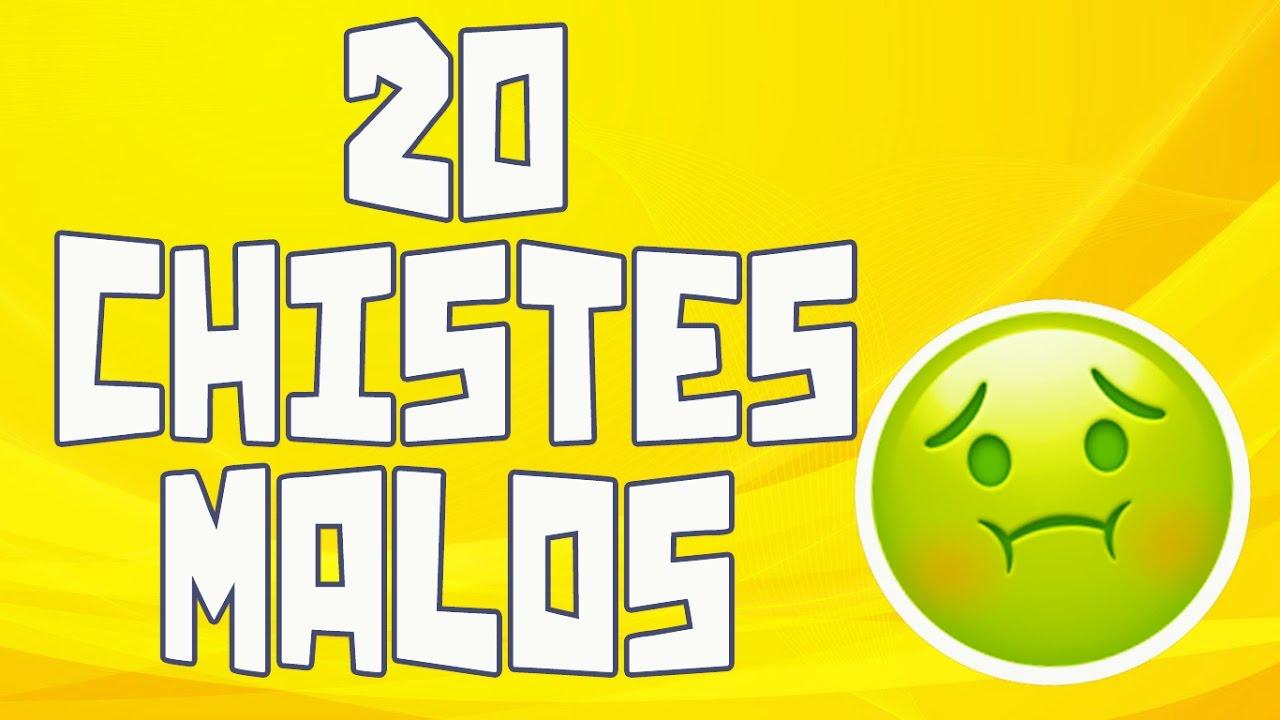20 Chistes malos que te harán reír #6