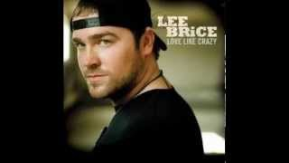 Love Like Crazy - Lee Brice (lyrics in description)