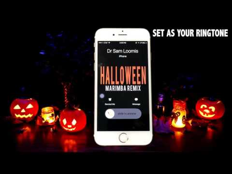 Halloween Theme Marimba Remix Ringtone