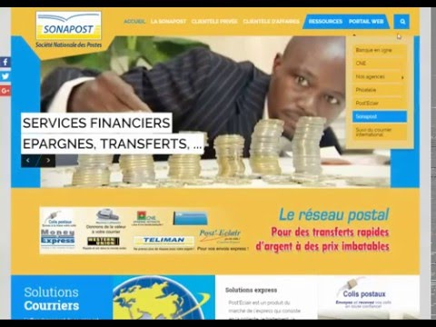 Burkina Faso Post Tracking Guide