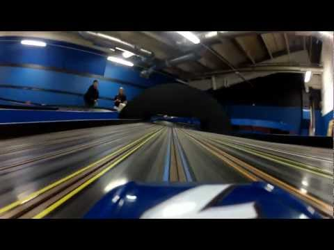 Slot Car & GoPro Hero 2 2012 (HD)