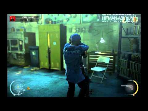 Hitman Absolution - Death Factory - Expert / Purist Walkthrough - Silent Assassin